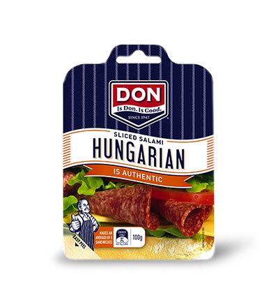 DON® Salami Hungarian product